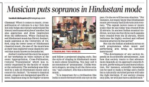 Times of India review
